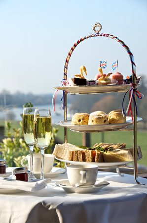 Richmond, UK: Diamon Jubilee Afternoon Tea 2012