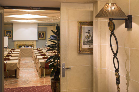Hotel Napoleon Paris: meeting room 1
