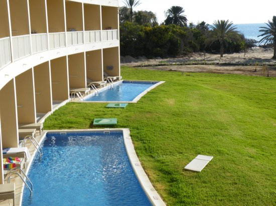 Tunisia Hotels With Swim up Rooms Sousse Swim up Rooms