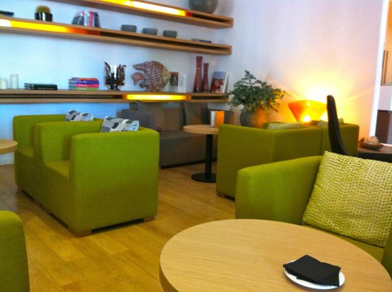 Courtyard by Marriott Montpellier: SALON RESTO