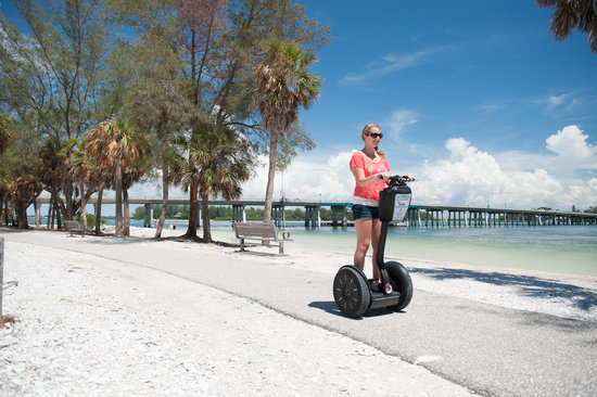 Bradenton, FL: Activities by the water - Segway tours