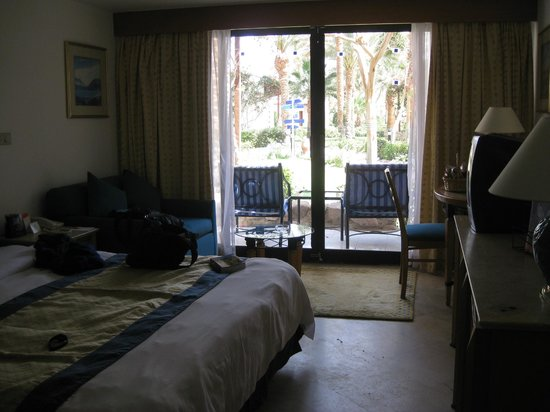 Hilton Sharm El Sheikh Fayrouz Resort: Great bed, great room