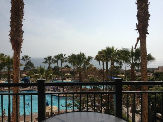 Marriott's Newport Coast Villas: view from hotel room