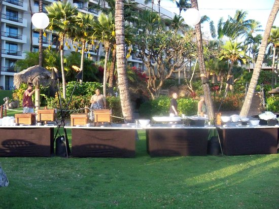 Hyatt Regency Maui Resort and Spa: Our Luau