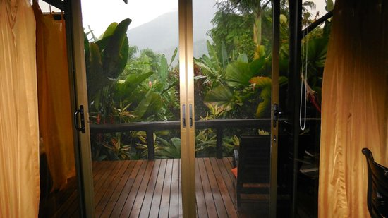 Nayara Hotel, Spa & Gardens: View from inside room