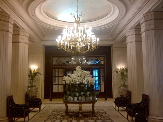 InterContinental Paris Le Grand : Main foyer entrance