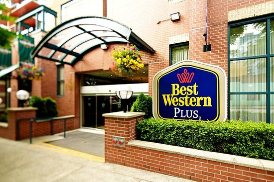 ‪BEST WESTERN PLUS Downtown Vancouver‬
