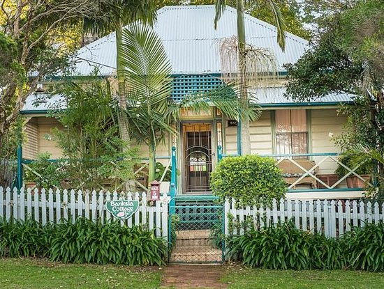 Photo of Banksia Cottage and the Gums Toowoomba