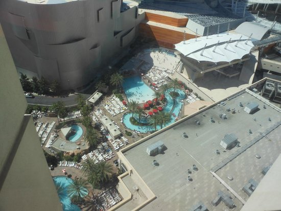 Monte carlo resort casino photo view from the spa suite pools