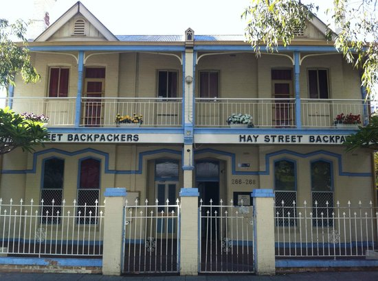 ‪Hay Street Backpackers‬