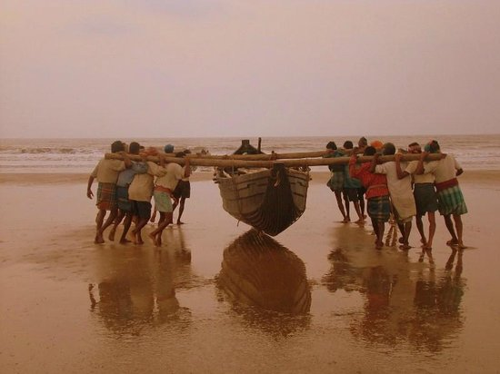 Udaypur Beach New Digha Picture Of Digha West Bengal Tripadvisor
