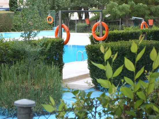 Piscina adultos picture of bungalows camping alpha for Piscina getafe