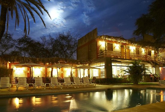 Photo of Hotel El Huacachinero Huacachina