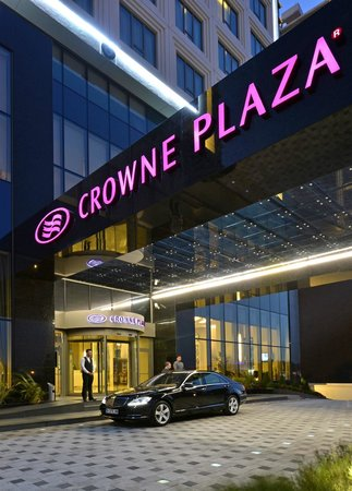 ‪Crowne Plaza BURSA‬