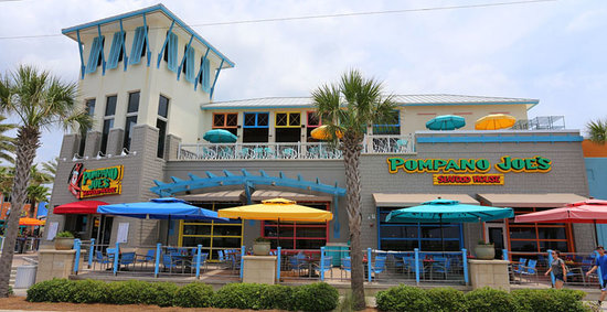 Panama City Beach Front Restaurants