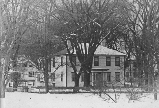 Photo of 1830 Quince Tree House Sandwich