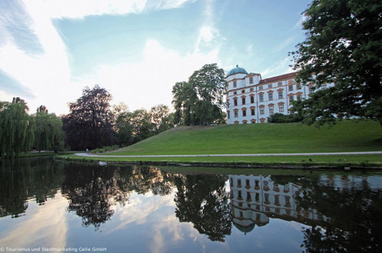 Germany: Celle: Celle Palace