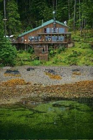 The west coast fishing club the outpost haida gwaii for West coast fishing club