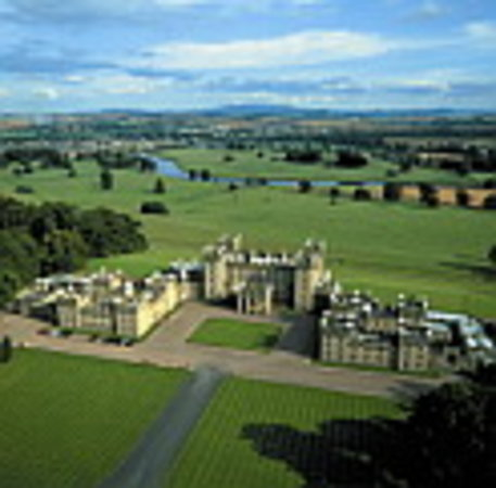 Floors Castle Kelso Scotland Address Phone Number