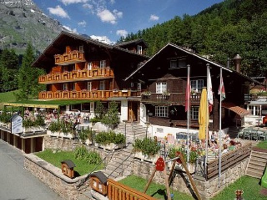 Photo of Hotel Waldhaus Leukerbad