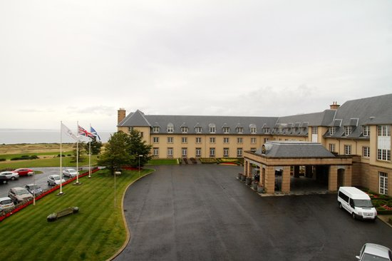 View From Room Picture Of Fairmont St Andrews St