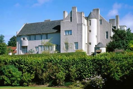 Rhu United Kingdom  city pictures gallery : Rhu Photo: The Hill House in Helensburgh a Charlkes Rennie MacIntosh ...