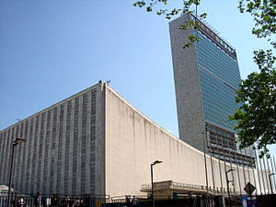 Address Of United Nations In New York City
