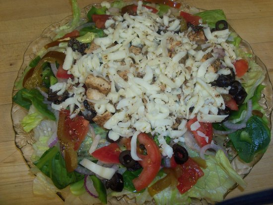 Grilled Chicken Salad - Picture of Carlisle, Pennsylvania ...