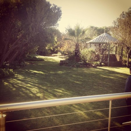 Weeroona Bed & Breakfast: View from the breakfast room