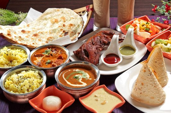 Set menu veg non veg picture of mayur indian kitchen for Kitchen set video in hindi