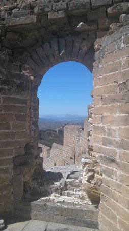 Great Wall Jinshanling to Simatai Hiking - Beijing private one-day tour