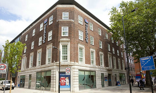 Travelodge London Waterloo Hotel