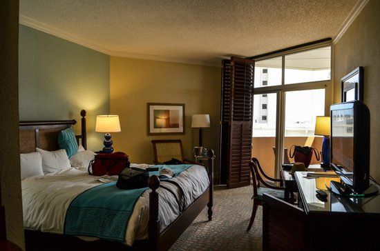 Radisson Aruba Resort, Casino & Spa: Our room