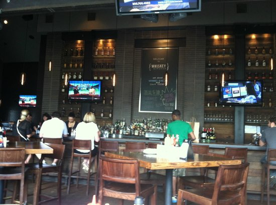 Bar Picture Of Whiskey Kitchen Nashville Tripadvisor