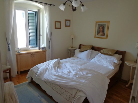 One of two well decorated bedrooms picture of zephyrus for Well decorated bedroom