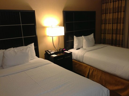 Embassy Suites by Hilton Chicago Downtown: Beds