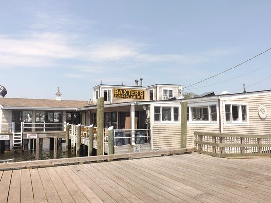 Baxter 39 S Boathouse Picture Of Baxter 39 S Fish N Chips Hyannis Trip