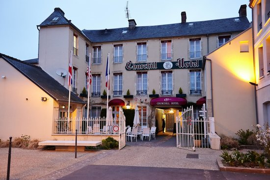 Photo of Hotel Churchill Bayeux