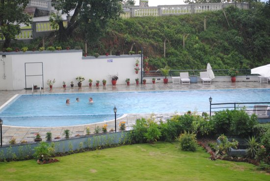 Pool Picture Of Waterfront Resort Hotel Pokhara Tripadvisor