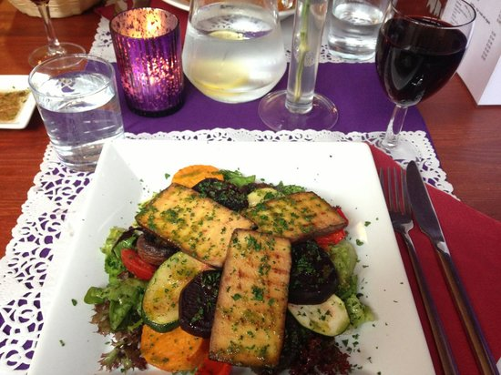What to do in nottingham tripadvisor for Aubergine cuisine nottingham
