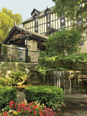 Photo of Old Mill Inn & Spa Toronto