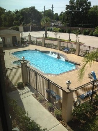 Holiday Inn Express Hotel & Suites Houston NW-Beltway 8-West Road: piscina