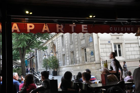 Le Bonaparte Photo De Cafe Bonaparte Paris Tripadvisor