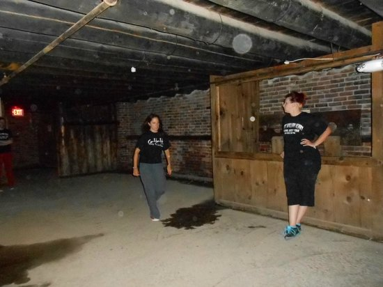 Fort Monroe Ghost Tour