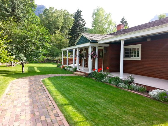 The Front Of The House Picture Of Secret Garden Ouray Tripadvisor