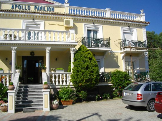 Apollo Pavilion