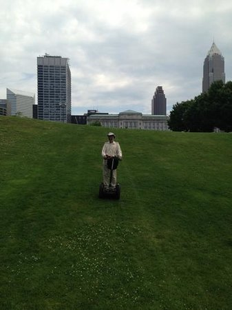 Segway Tours of Cleveland