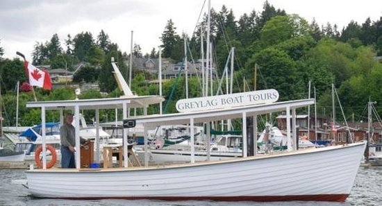 Greylag Boat Tours - Private Sails