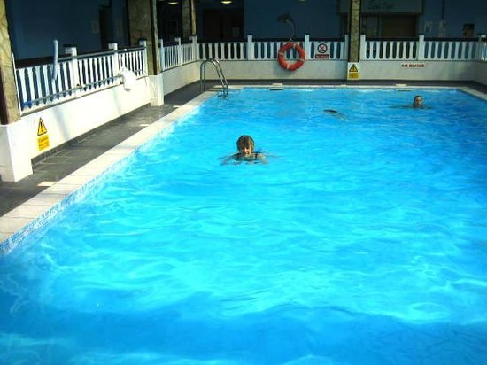 Indoor pool picture of best western hotel rembrandt - Hotels in weymouth with swimming pool ...
