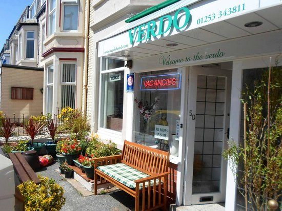 Photo of Verdo Hotel Blackpool